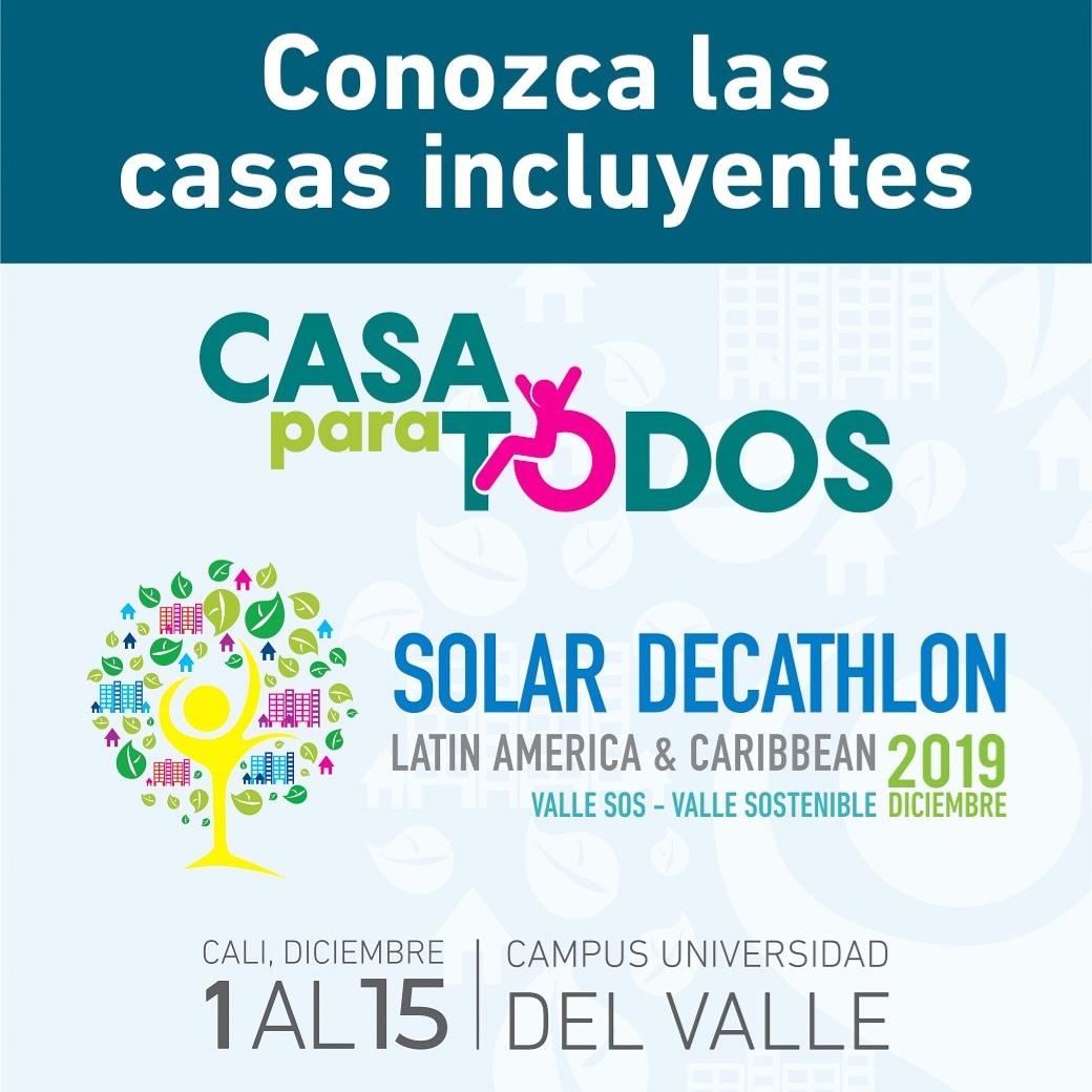 Innovación y Sostenibilidad: Solar Decathlon Santiago de Cali