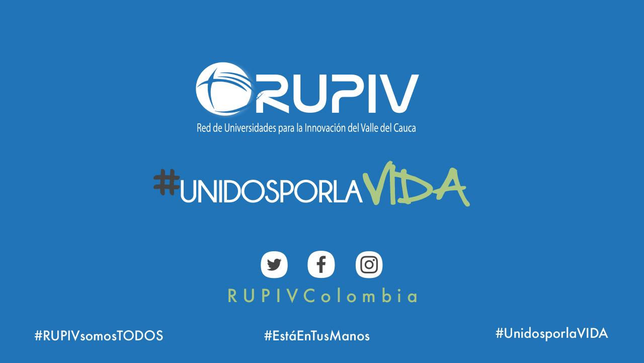 RUPIV lanza campaña #UnidosporlaVIDA