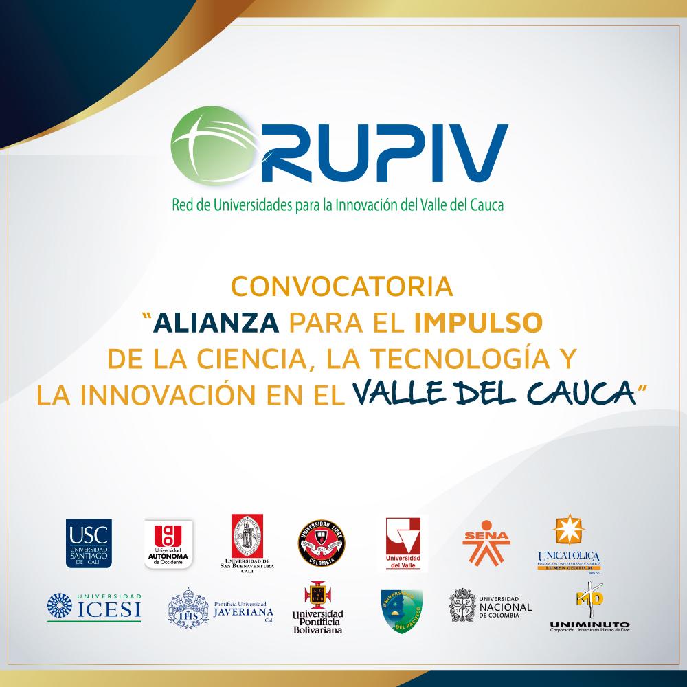¡Seguimos apoyando el proceso de nuestra convocatoria RUPIV 2020!