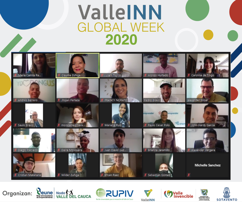 ¡Misión Cumplida! RUPIV presente en el #ValleINNGlobalWeek