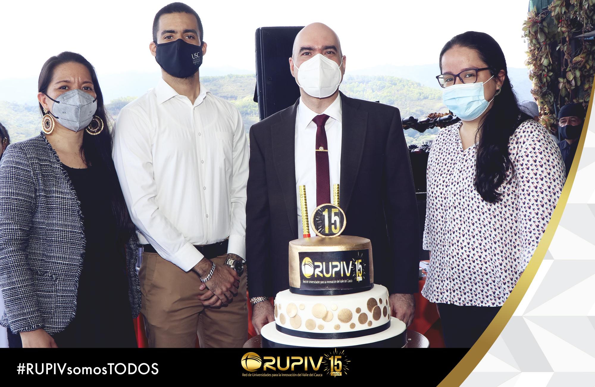 15 años de Innovación, 15 años de nuestra RUPIV